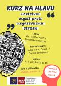 KURZ NA HLAVU | Pozitivně proti negativnímu stresu