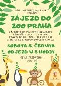Zájezd do ZOO Praha
