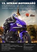 12. setkání motorkářů