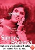 Spisovatelé do knihoven : Simona Racková