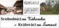Tereza Dvořáková a Václav Černý: Svobodníci na Táborsku a Králováci na Šumavě