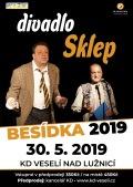Divadlo Sklep - Besídka 2019