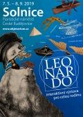 Interaktivní výstava Leonardo v Českých Budějovicích