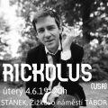 04.06. Stánek Tábor - Rickolus (USA)