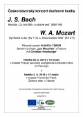 Česko-bavorský koncert duchovní hudby