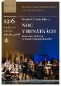 NOC V BENÁTKÁCH // Divadlo Oskara Nedbala Tábor
