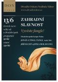 ZAHRADNÍ SLAVNOST - Vyvěste fangle! // Divadlo Oskara Nedbala Tábor