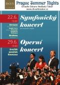 OPERNÍ KONCERT Classical Movements // Divadlo Oskara Nedbala Tábor