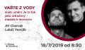 Brain&Breakfast: Jiří Charvát a Lukáš Venclík - Vařte z vody aneb Umění je to fuk jako odrazový můstek k inovacím
