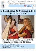 Veselská ozvěna 2019 - Black and White