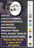 HaMfest.cz - říčanský hudební festival