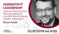 Brain&Breakfast: Šimon Pánek - Hodnotový leadership