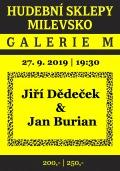 Hudební sklepy Milevsko Burian & Dědeček