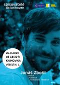 Spisovatelé do knihoven 2019/2020 - Jonáš Zbořil