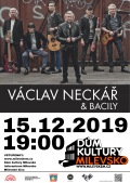 Vánoční koncert Václava Neckáře