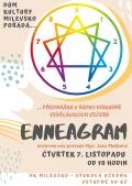 Diskusně vzdělávací večer - Enneagram