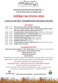 Dožínky na statku v Borotíně 2019