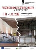 Rekonstrukce expozic muzea v obrazech