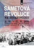 Sametová revoluce na Strakonicku