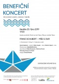 Benefiční koncert pro Domácí hospic Jordán