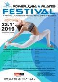 Powerjóga & Pilates Festival