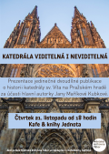 Jana Maříková-Kubková: Katedrála viditelná a neviditelná