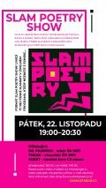 Slam Poetry show v Garage Tábor