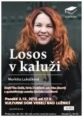 Listování - Losos v kaluži - Markéta Lukášková
