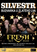 Silvestr s kapelou Fresh Band, Budvarka U Zlatého lva