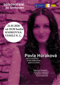 Spisovatelé do knihoven - Pavla Horáková