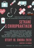 Setkání s chiropraktikem