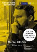 Spisovatelé do knihoven - Ondřej Hložek
