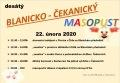 Blanicko - Čekanický masopust