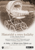 Historické a retro kočárky