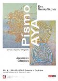 Jaroslav Chobot, Eva Šenkyříková - Písmo AYA