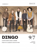 DINGO // Divadlo Oskara Nedbala Tábor