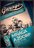 Letní Open Air koncert - Mňága a Žďorp
