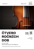 Antonio Vivaldi: ČTVERO ROČNÍCH DOB // Divadlo Oskara Nedbala Tábor