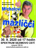 Michalovi mazlíčci