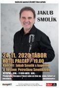 Koncert Jakub Smolík