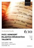 XVII. Koncert mladých pěveckých talentů | Divadlo Oskara Nedbala Tábor