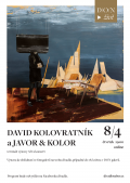 DON živě | David Kolovratník a Javor & Kolor