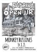 Fabrika Open Air - Monkey Business