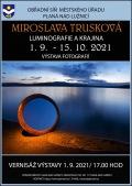 Výstava fotografií - Mirka Trusková
