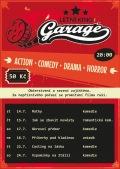 Letní kino Garage Tábor