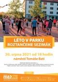 Léto v parku: Roztančeme Sezimák