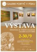 Výstava Galerie Zlatý kříž
