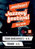 Jihočeský jazzový festival 2016